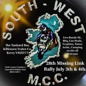 28th MISSING LINK RALLY
