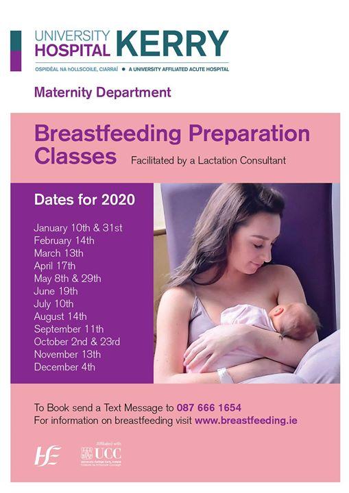Breastfeeding Prep Classes