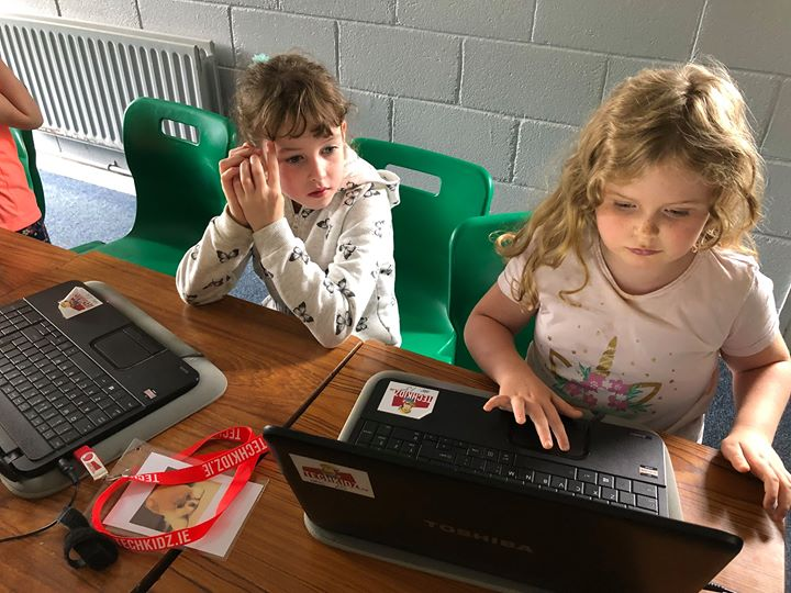 Techkidz Summer Camp - Tralee