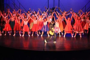 Once Upon A Musical - Oliver Hurley School of Musical Theatre