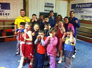 Saint Margarets Boxing Club from Tralee